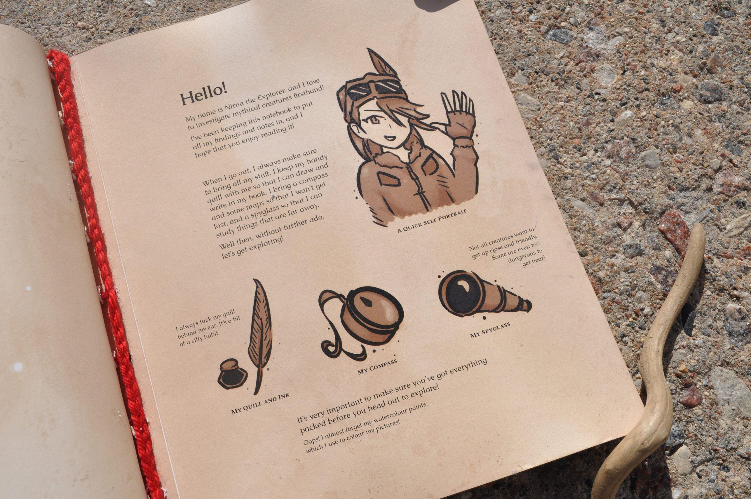 Field Notebook 2